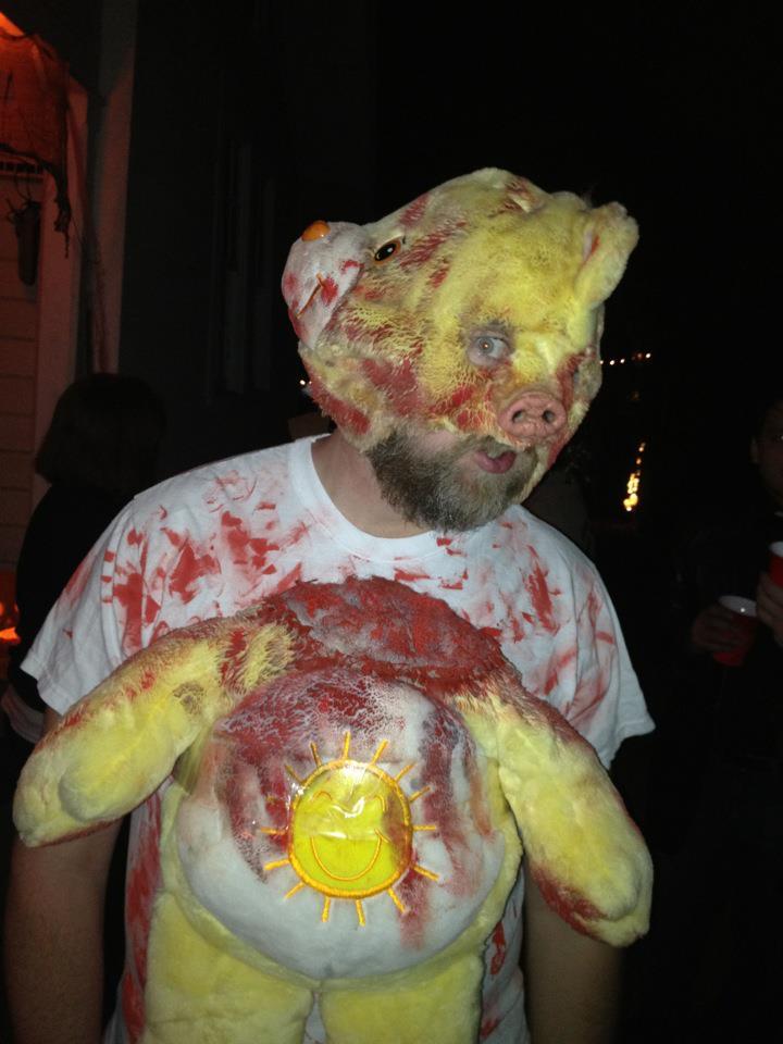 Halloween - Care Bear Scare